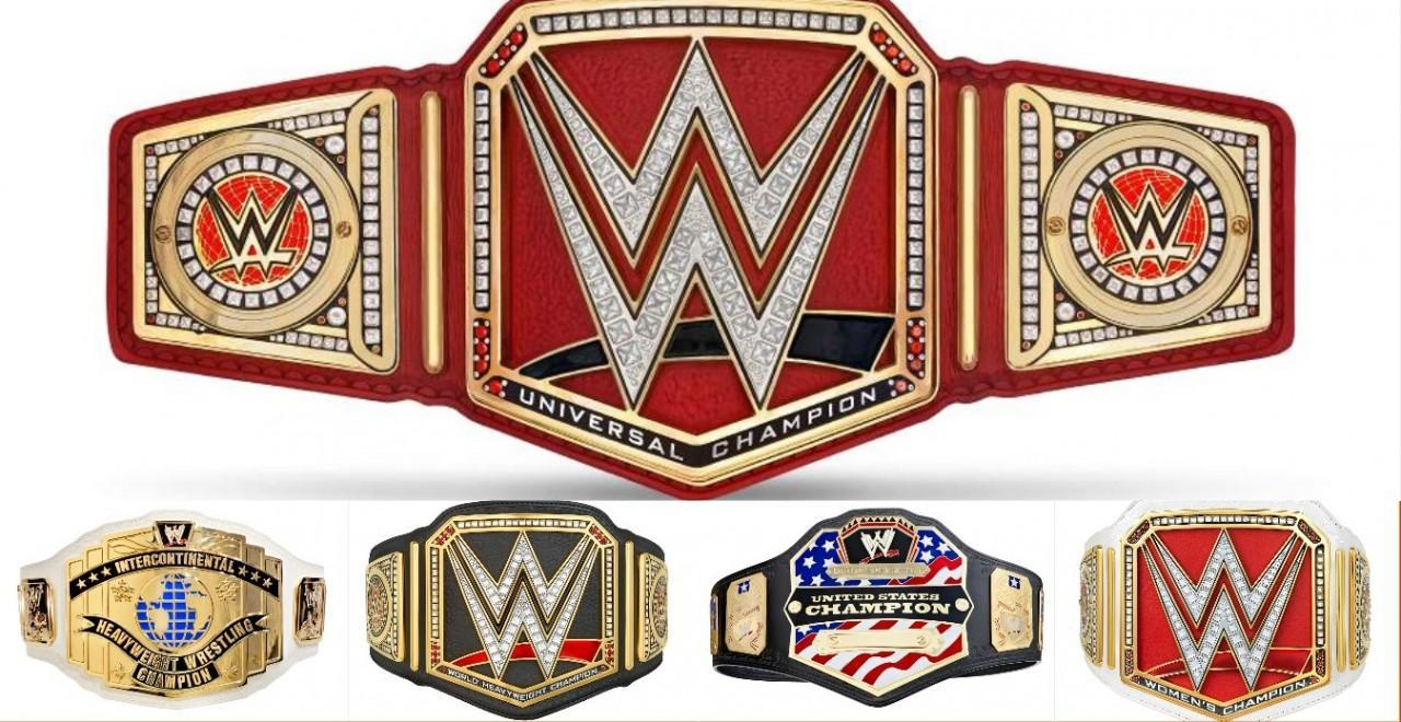 wwe-belts