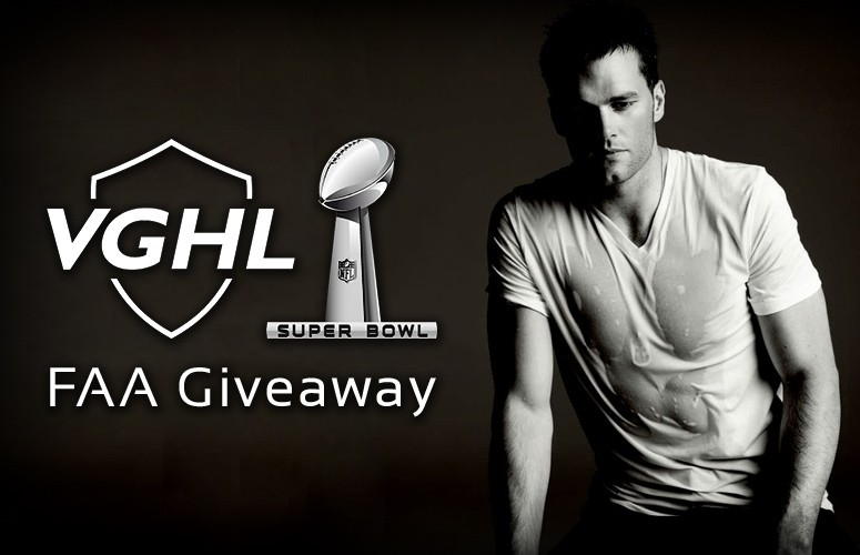 Superbowl FAA Giveaway Contest