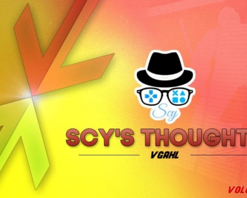 Scy's Thoughts VGAHL Volume 1: Playoff Push