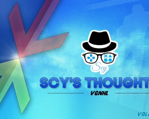 Scy's Thoughts-VGNHL Volume Two