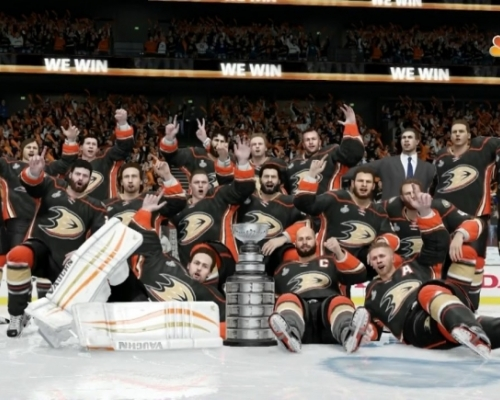The Ducks Journey to The Stanley Cup