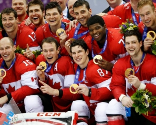 Canada shines at WC7