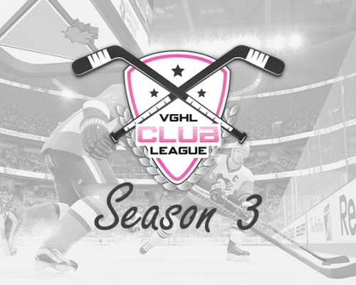 VGHLCLUB Season 3 Is Here