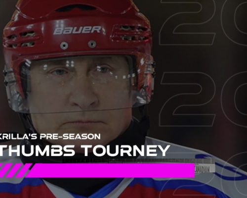 Krilla's Pre-season Thumbs Tourney