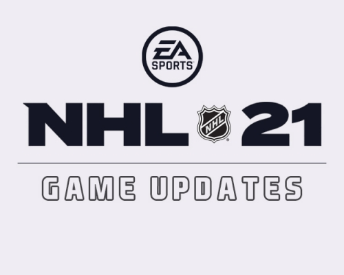 NHL 21: Patch Update 1.2