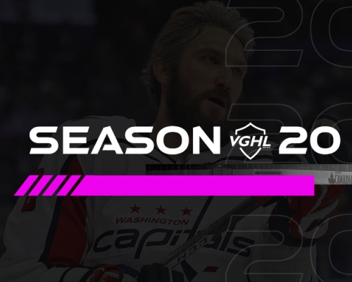 VGHL Season 20 Announcement