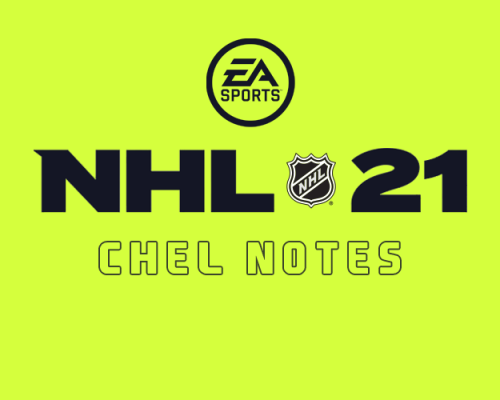 NHL 21: World of Chel News