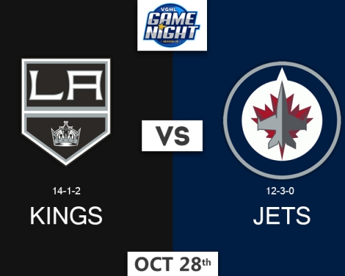 VGNHL Game Night: OCT 28th