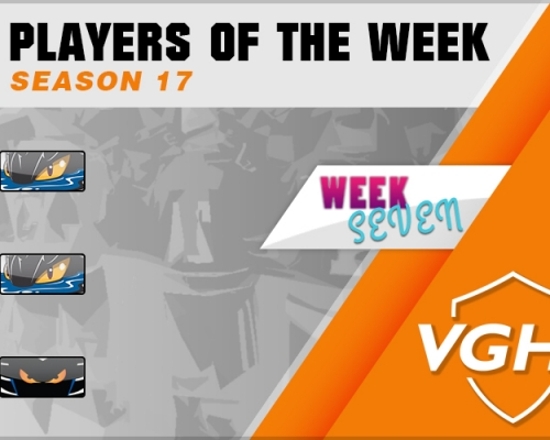 VGAHL S17 Players Of the Week 7