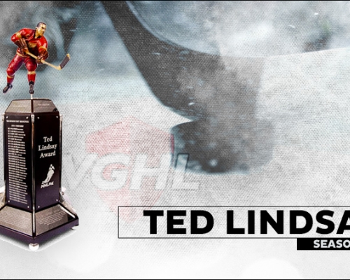 Season 14 Ted Lindsay Award