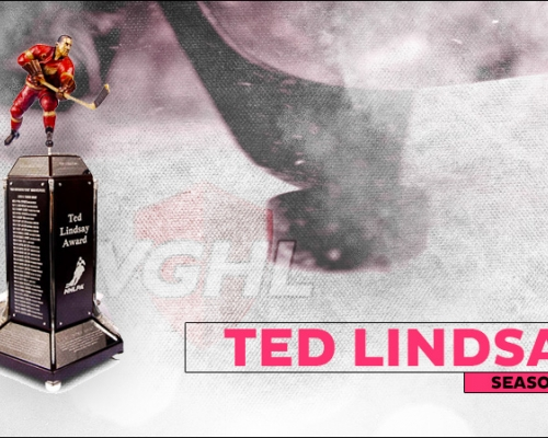 Season 15 Ted Lindsay Award