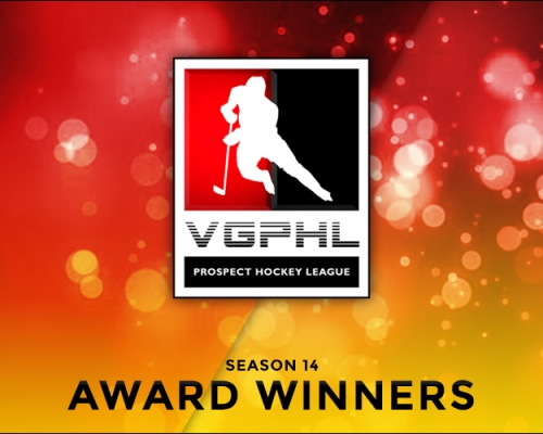SEASON 14 VGPHL AWARD WINNERS