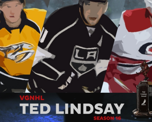 Season 16 Ted Lindsay Award