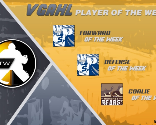 VGAHL Players Of the Week 9
