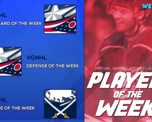 VGHL Players Of the Week 10