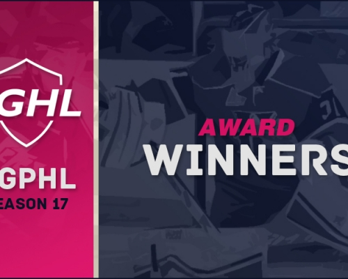 Season 17 VGPHL Award Winners