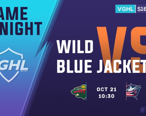 VGHL Game Night: OCT 21st
