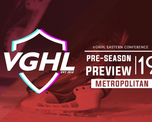 ​Season 19 Metropolitan Pre-Season Preview