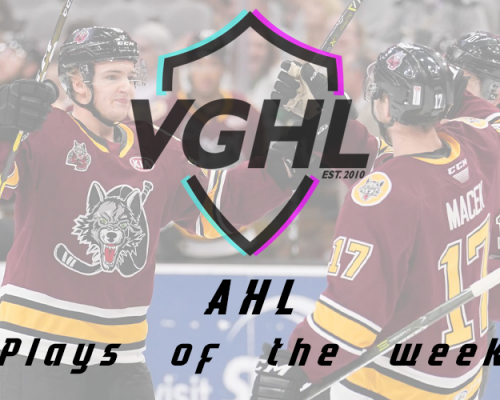 AHL Players of the Week 6