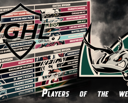 AHL Players of the Week