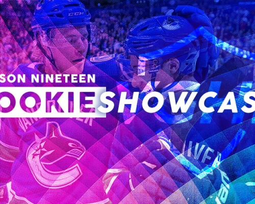 Rookie Showcase results