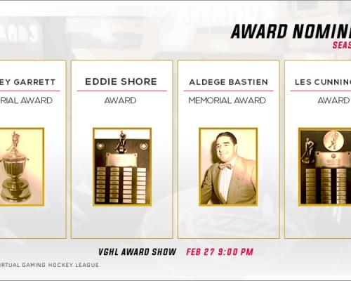 AHL Awards Nominees Pt2