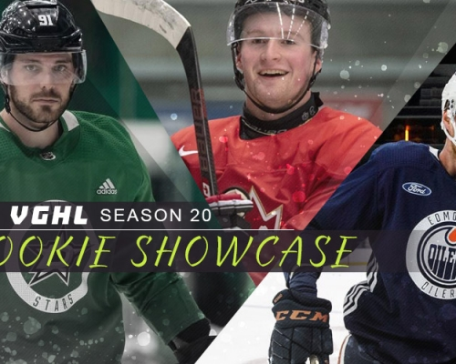 S20 Rookie Showcase