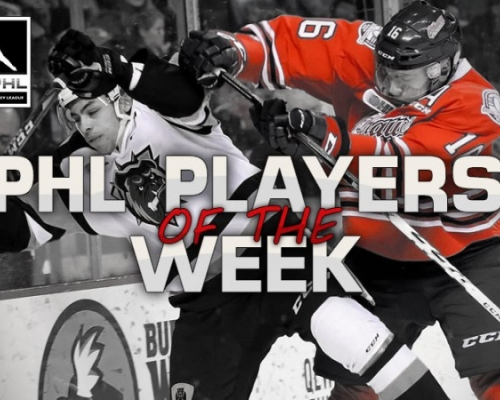 VGPHL Players of The Week
