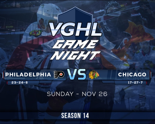 Game Night: Sunday Edition