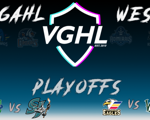 AHL Playoffs Round 2: Western Conference