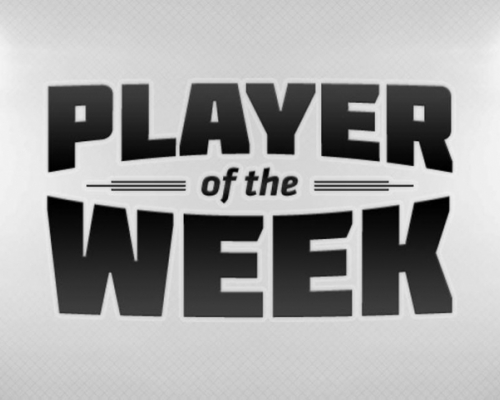 Player of the Week: Week 2