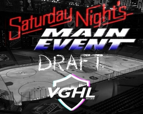 VGHL Draft Nights