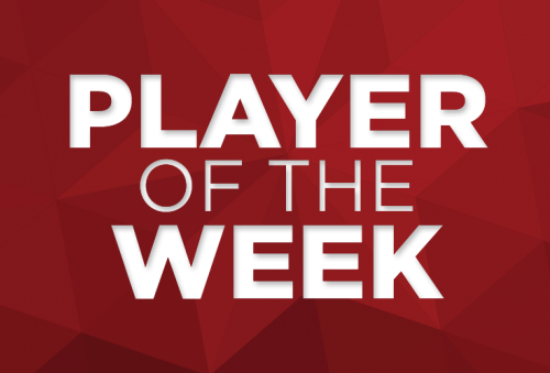 Player of the week: Week 4