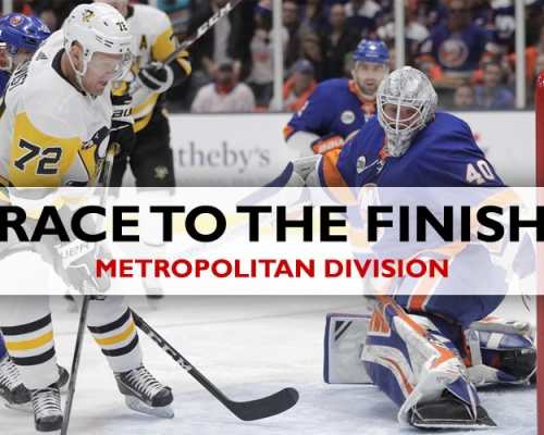 A Race to the Finish: Metropolitan Division