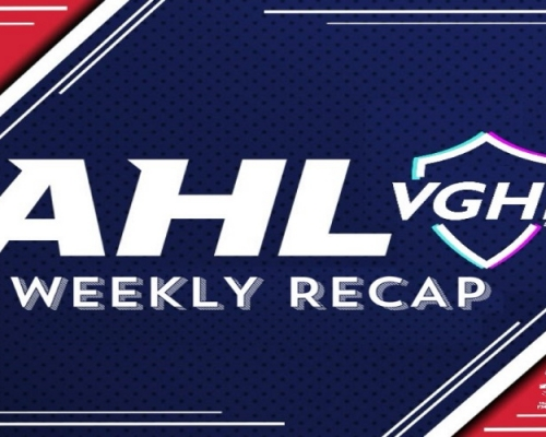 VGAHL Weekly Recap (Week 4)