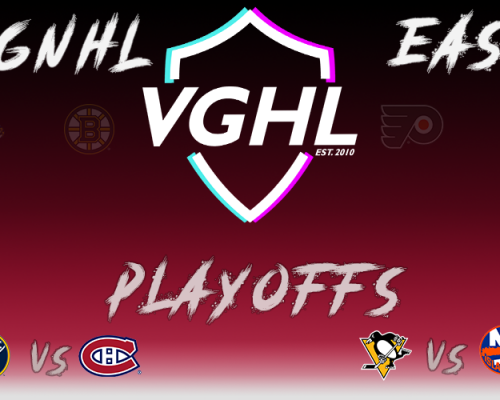 S20 VGNHL Eastern Conference Round 2 Preview