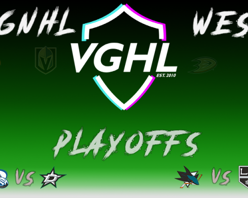 S20 VGNHL Western Conference Round 2 Preview