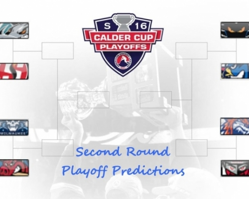 VGAHL Second Round Predictions