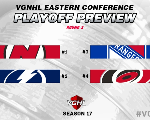 Eastern Conference Round 2 Playoff Preview