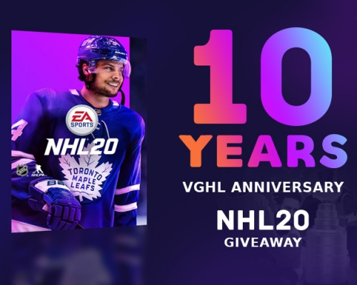 Happy Anniversary VGHL!