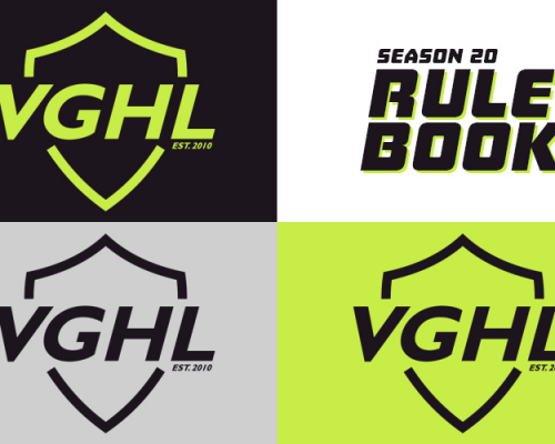 VGHL Season 20 Rule Book