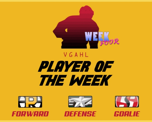 AHL Player of the Week 4