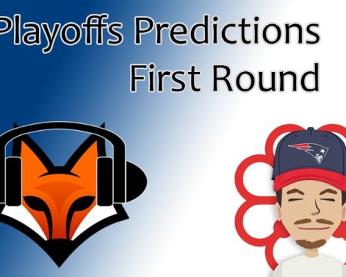 S15 Playoffs predictions Round 1