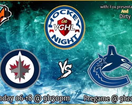 Hockey night in VGHL