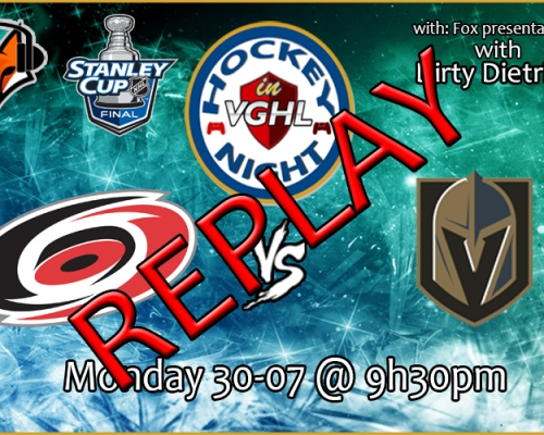 Hockey night in vghl REPLAY !: SJ VS PHI