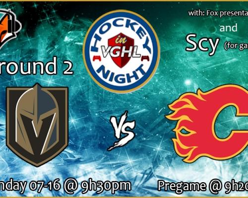 Hockey night in VGHL REPLAY