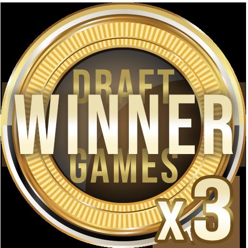 VGDHL Draft Games Winner x3